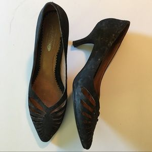 Jeffrey Campbell Free People Vent Pumps Size 9
